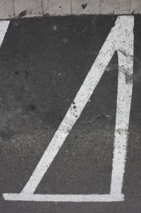 On Pitàgores aparca la moto