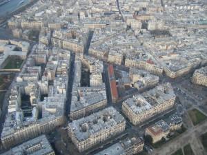Teorema de Tales a la ciutat de París