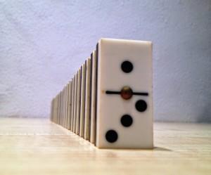 Formant la fila cap a l'infinit
