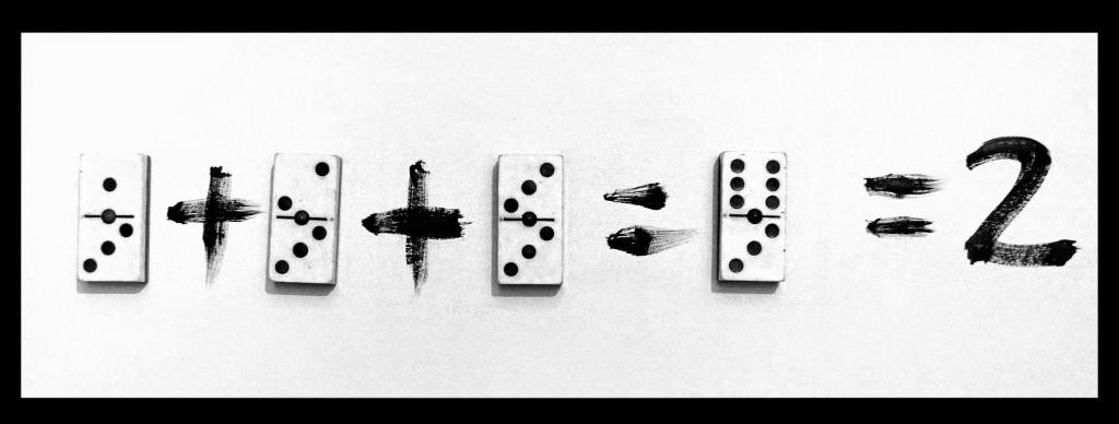 Títol: Domino les fraccions Autor: Marc Camarillas Parés Categoria: 1r cicle ESO Any: 2014 (accèssit) Centre: Ins. Salvador Espriu (Barcelona)