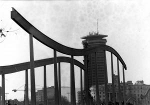 El π al port de Barcelona