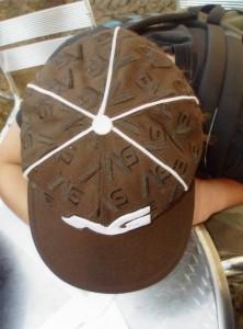 Fraccions de gorra