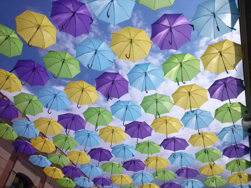 Títol: Pluja de probabilitats Autor: Clàudia González Blanco Categoria: 2n Cicle ESO Any: 2016 (1r premi) Centre: Institut Castellbisbal