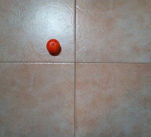 Atenció: Mandarina al segon quadrant!