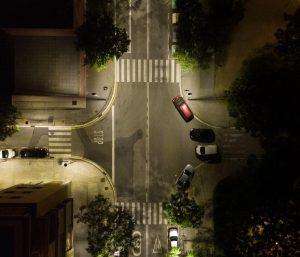 Convergència a la calçada
