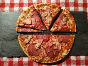 Pizza rad