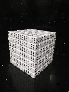 Dado al cubo