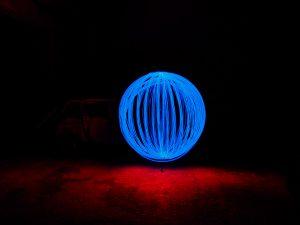Esfera lluminosa