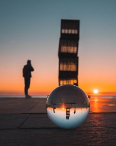 Noves perspectives de Barcelona a través d'una esfera